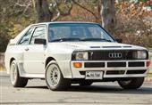 """سعر قياسي لسيارة """"أودي كواترو"""" موديل 1984 - صور"""
