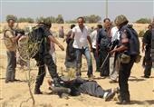 إصابة ضابط عمليات خاصة إثر استهدافه بقنبلة في شبرا الخيمة