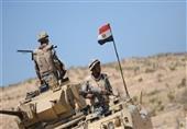 مقتل 3 تكفيريين وإصابة 2 آخرين في هجوم على كمين للجيش برفح