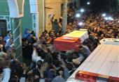 بالصور.. أهالي كفرالشيخ يشيعون جثامين 3 من ضحايا تفجيرات سيناء