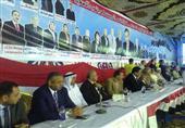"""بالصور- مؤتمر جماهيري لـ""""في حب مصر"""".. واليزل: البرلمان المقبل الأهم في تاريخ مصر"""