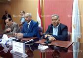 بالصور - وزير الآثار من كفرالشيخ: توقف المشروعات الأثرية بسبب نقص