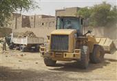 رفع 7 آلاف طن مخلفات بمركز ساحل سليم بأسيوط