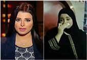 """المذيعة شيماء صادق تتحول إلى """"بائعة مناديل"""" وتتعرض للتحرش اللفظي"""