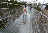 الصين.. تدشين أطول جسر زجاجي في العالم