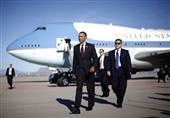 باراك أوباما وآخرون نجوا بأعجوبة من حوادث تحطم طائراتهم