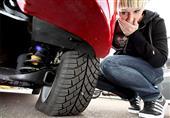 هل إطارات السيارة مُصممة لتحمل الضغط المرتفع؟