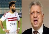 """بالفيديو.. مرتضى منصور لباسم مرسي: """"أمك مين اللي اعتذر لها"""""""