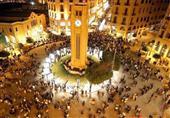 إصابة 35 شخصًا بالاختناق في تظاهرات بوسط بيروت