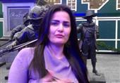 """سمير صبري لـ سما المصري: """"اللى عايز يتوب ، يتوب بعيد عن البرلمان"""""""