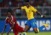 بالفيديو- إيفونا يصنع هدفًا في تعادل الجابون أمام تونس وديًا