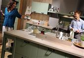 نصائح لكسب المساحات وتنظيم أثاث المطابخ الصغيرة
