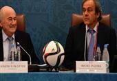 الفيفا يرفض الطعن في توقيف بلاتر وبلاتيني