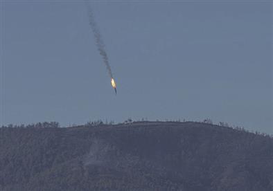 تصعيد دبلوماسي بين موسكو وأنقرة بعد إسقاط تركيا لطائرة حربية روسية