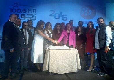 نجوم FM تكشف عن مفاجآت في الخطة الإذاعية الجديدة - (صور)