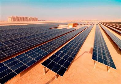 محافظة أسوان: 40 محطة طاقة شمسية جديدة