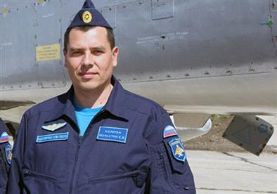 أول تعليق للطيار الروسي الذي أسقطت تركيا طائرته فوق سوريا