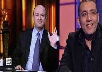 معركة عمرو أديب وخالد صلاح لم تنته بعد..والأخير يكشف المستور