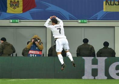 مباراة شاختار دونستيك وريال مدريد بدوري الأبطال