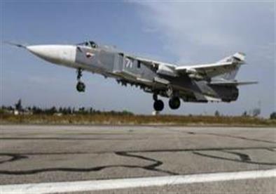 مسؤول أمريكي: الطائرة الروسية أصيبت في المجال الجوي السوري