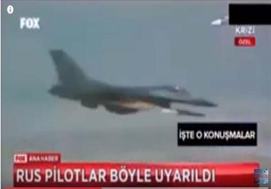 15 صورة ترصد لحظات إسقاط الطائرة الروسية (تسلسل الأحداث)