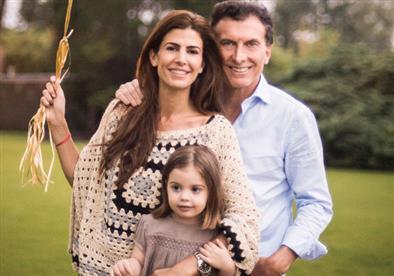 سيدة الأرجنتين الأولي: مسلمة لأب لبناني وأم سورية