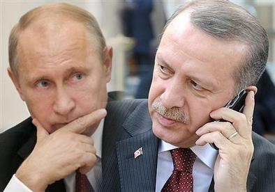 أردوغان: بوتين يرفض الرد على اتصالاتي