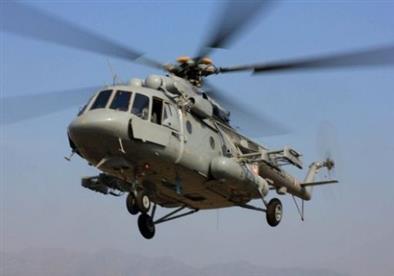 ارتفاع قتلى المروحية الروسية إلى 15 شخصًا