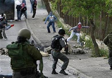 إصابة 74 فلسطينيًا بينهم أطفال برصاص قوات الاحتلال الإسرائيلي