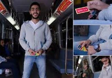 صاحب فكرة الإعلان على تذكرة المترو يروي تفاصيل خطف الإمارات له في 3 أيام- حوار