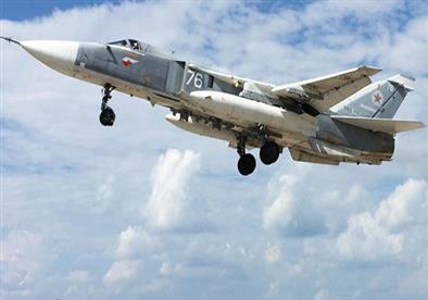 """وكالة روسية تكشف لماذا لم تدافع الطائرة """"سو-24"""" عن نفسها أمام """"اف-16"""" التركية؟"""