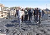 بالفيديو والصور..محافظ الوادي الجديد يتفقد إنشاء مبنى المدينة الجامعية بالخارجة