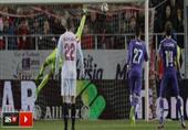 هدف رائع من مسافة بعيدة المدى في الدوري الإسباني