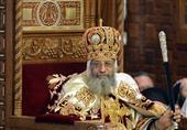 البابا تواضروس الثاني يتلقى برقية تعزية من رئيس الكنيسة النمساوية