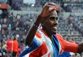العداء محمد فرح يحطم رقما عالميا بألعاب القوى
