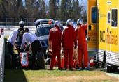 نقل الونسو للمستشفى بعد تعرضه لحادث تصادم