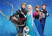 الإعلان الدعائي لفيلم Frozen