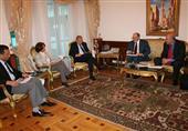 وزير الاتصالات يلتقي ممثلي شركتي GPX و Reliance العالميتان