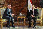 ننشر تفاصيل لقاء السيسي وملك الأردن.. ليبيا على رأس المباحثات