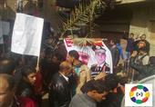 صور.. مسيرة شعبية تجوب شوارع رأس الخليج بشربين للتنديد بالإرهاب ودعم الجيش