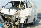 إصابة ٨ أشخاص في تصادم سيارة أجرة بجرار زراعي بكفر الشيخ