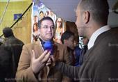 """مؤلف """"الدنيا مقلوبة"""": اختيار باسم سمرة وعلا غانم للبطولة يخدم فكرة الفيلم"""