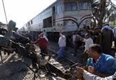 السكة الحديد: لا إصابات بحادث قطار الصعيد