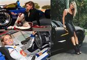 بالصور.. من هي السائقة التي استعان بها فريق لوتس لفورمولا-1 ؟