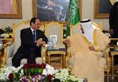 بالصور.. كيف استقبلت السعودية الرئيس السيسي فور وصوله؟