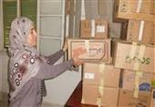 """""""مصطفى محمود"""" تدعم فقراء الوادي الجديد بـ 11 كشكًا تجاريًا"""
