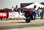 اولى جولات بطولة مصر لاستعراضات الدراجات النارية 2015 - صور
