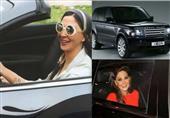 بالصور.. تعرف على سيارات النجمة اللبنانية إليسا