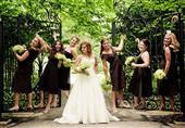 أجمل صور لفساتين وصيفات العروس
