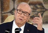 """بالفيديو- الرئيس التونسي يخطئ باسم الرئيس الفرنسي """"مرحبا فرانسوا ميتران"""""""